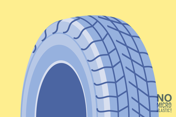 Graphic: Microplastics in tyres